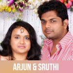 Arjun weds Sruthi