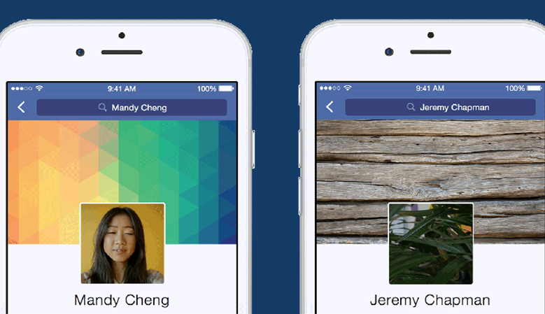 how to set animated gif as facebook profile picture