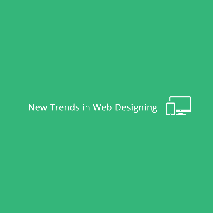 New Trends in Web Designing