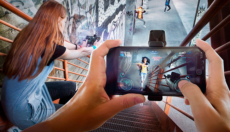 Next Generation Real Life Mobile Games