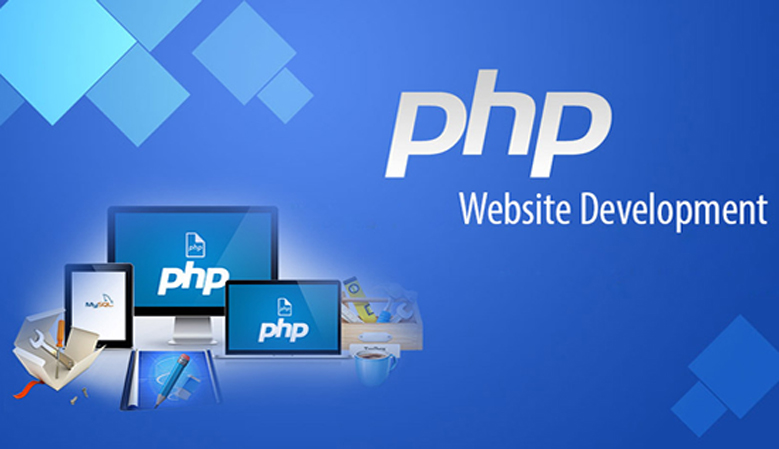 What is a PHP website?