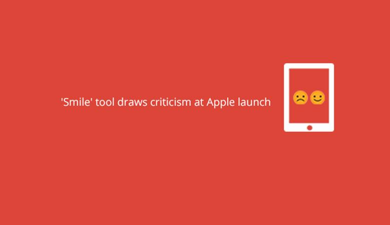 """""""Smile tool"""" new trending apple"""